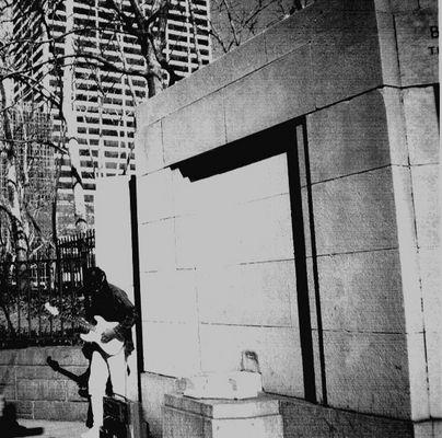 New York 1999 Ghost of Hendrix