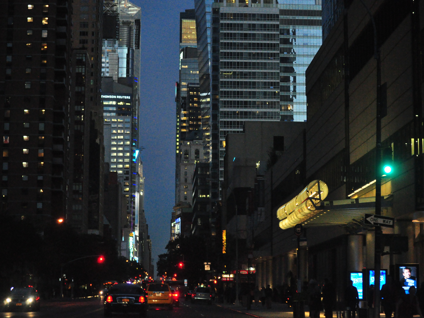 New York, 2