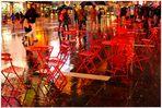 New York 2011, Broadway, tiempo lluvioso III