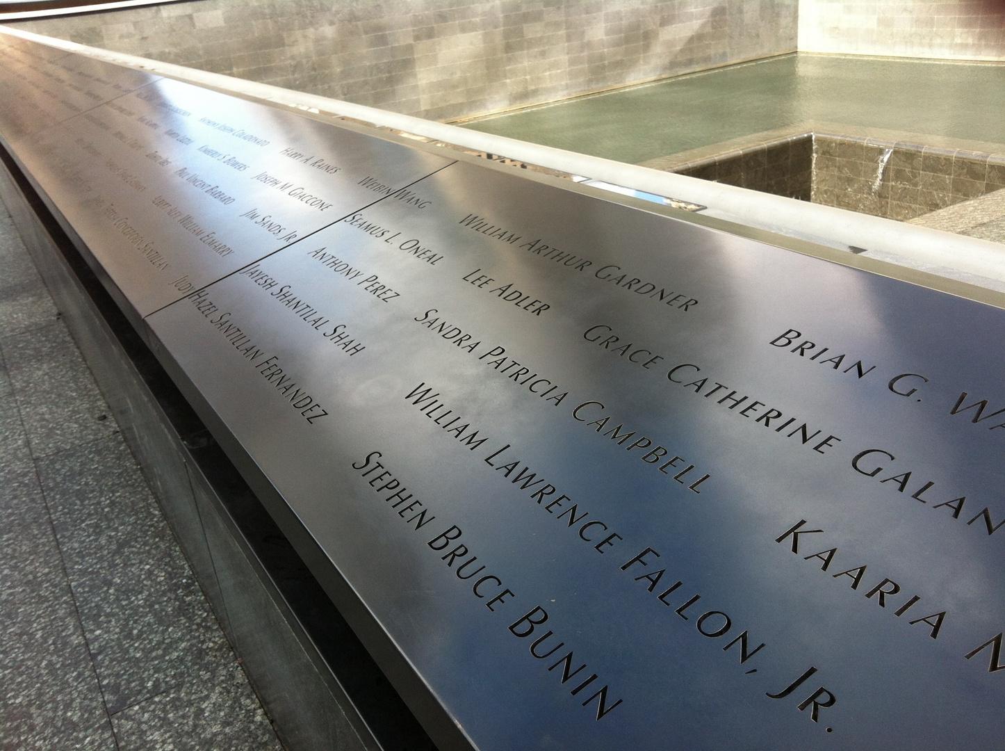 New york 2013 ground zero...