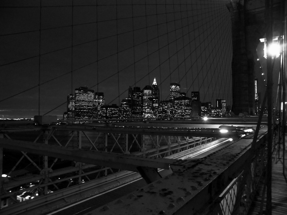 NEW YORK (4) - Brooklyn Bridge