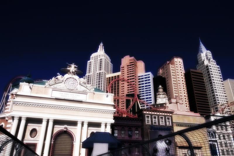 New York Casino, Las Vegas
