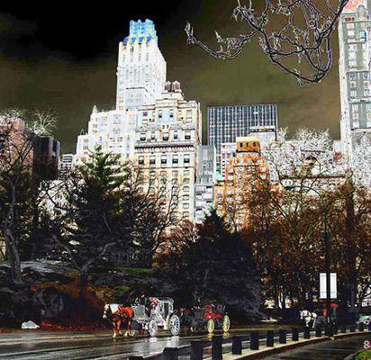 "New York ...Centralpark....""Märchenstunde"""