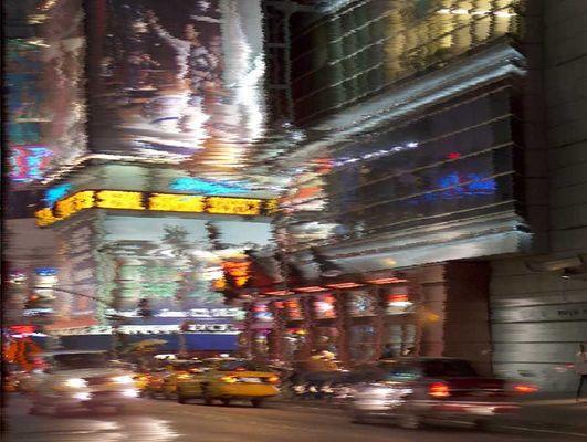 ..new york city..