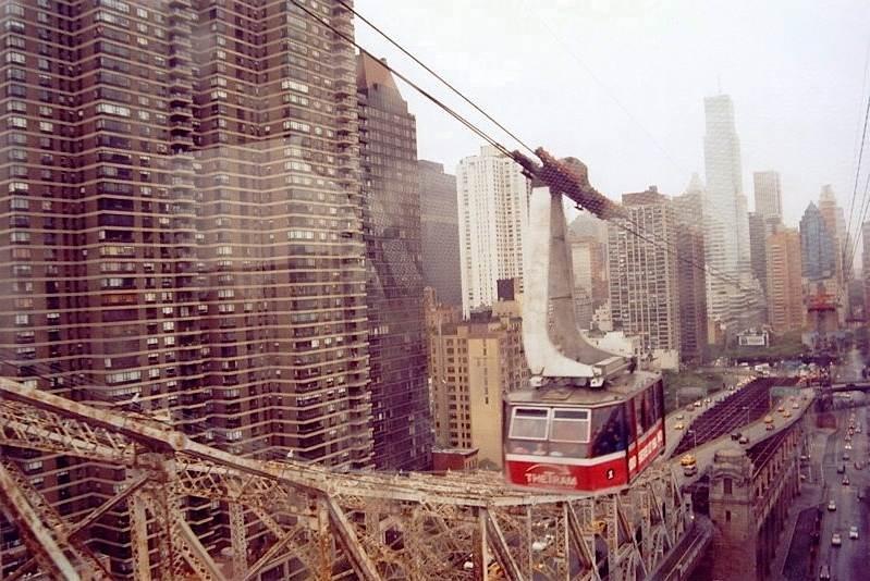 new york city air tram