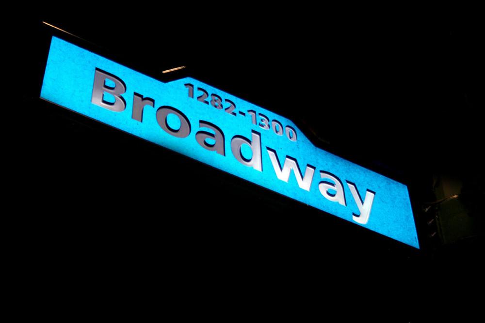 New York City | Broadway Sign