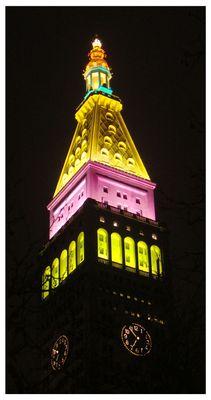 New York City Clock Tower