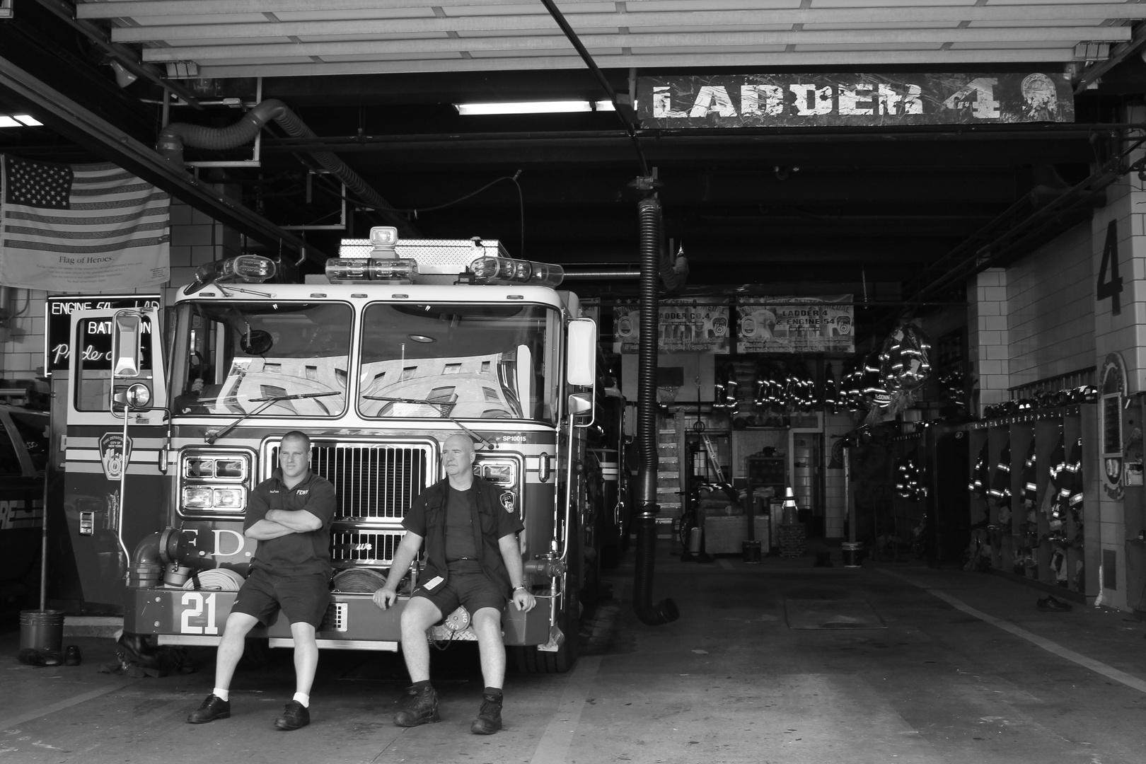 New York City - Fire Department Manhattan
