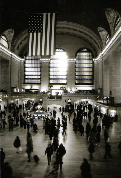 New York City Grand Central Station