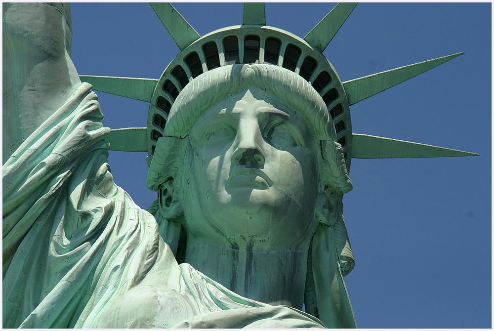 New York City: Lady Liberty