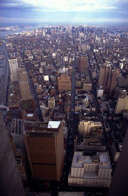 New York City, New York, USA, 1990