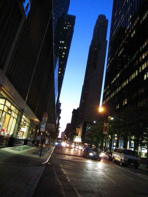 New York City -- Night