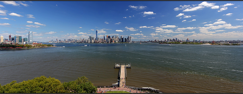New York City | panoramic view |