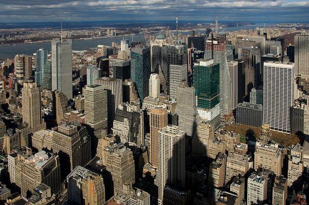New York City Schluchten