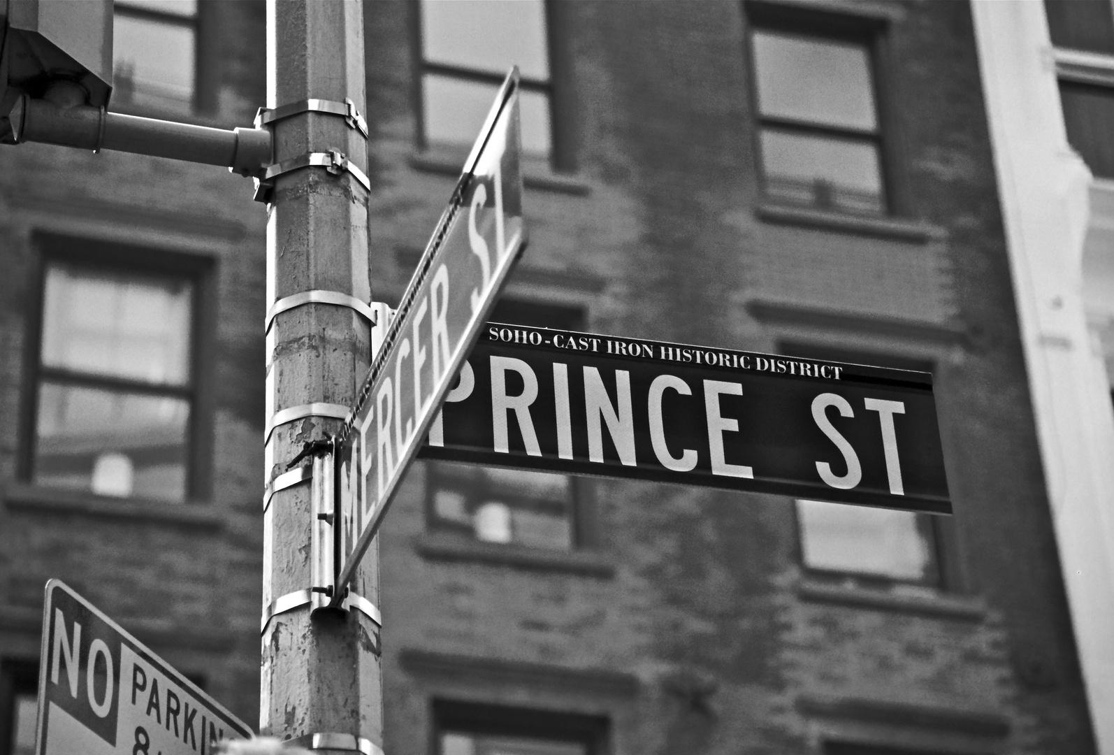 New York City, Soho