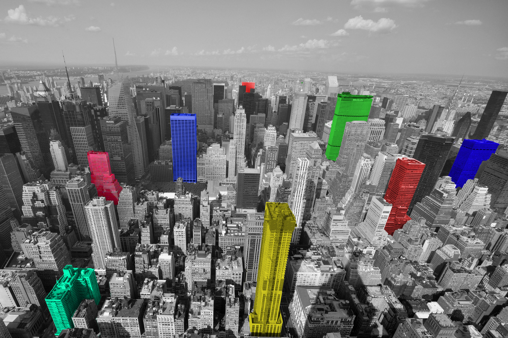 New York colored