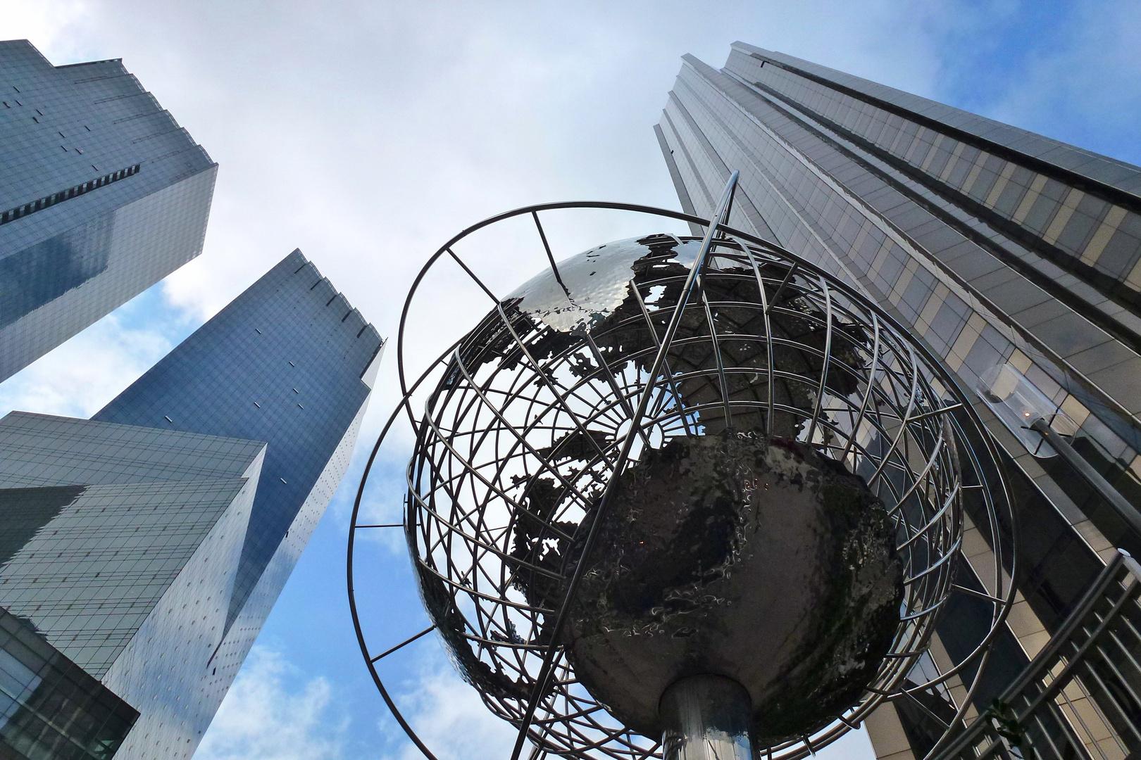 New York - Columbus Circle