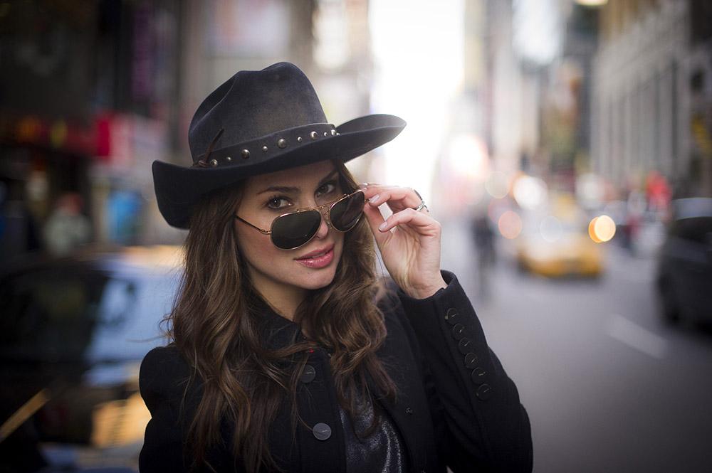 New York Cow-Girl