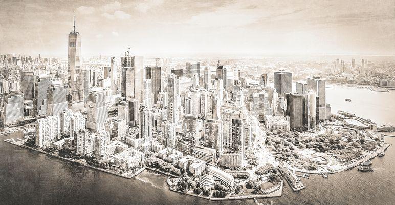 New York desde el aire