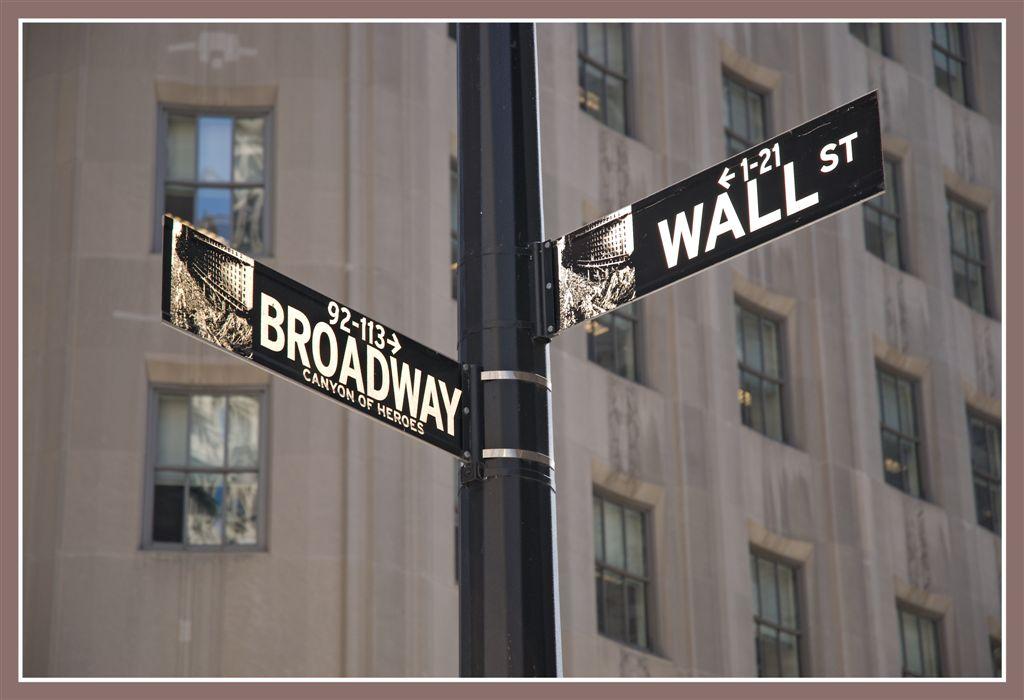 New York - Die Welt der Finanzen