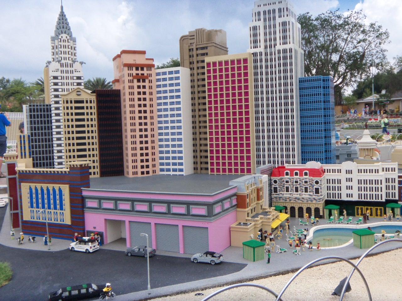 New York en miniatura