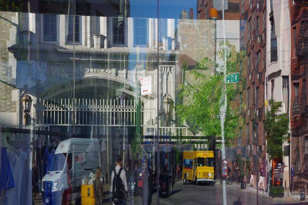New York en vitrine