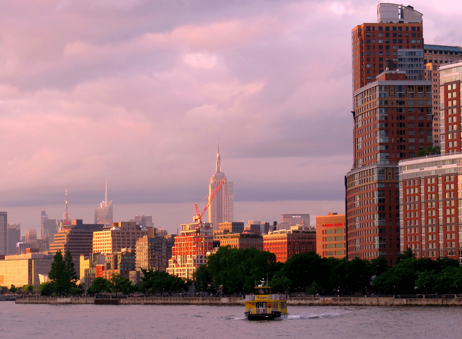 NEW YORK - evening atmosphere 2