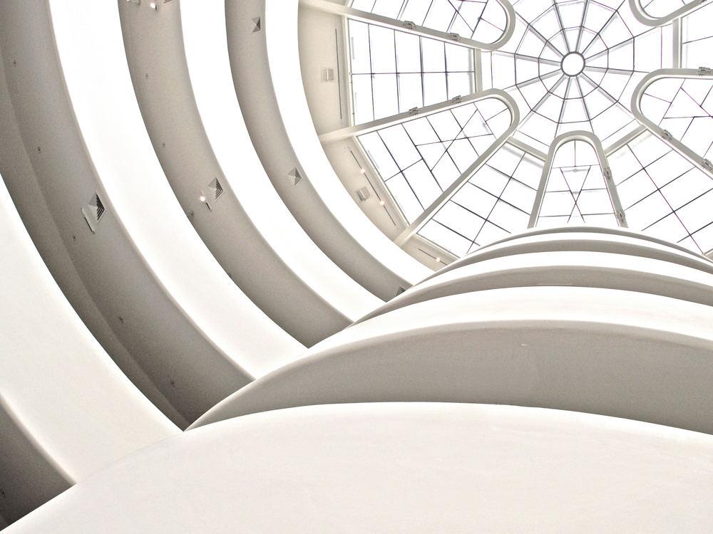New York - Faszination Guggenheim Museum 1