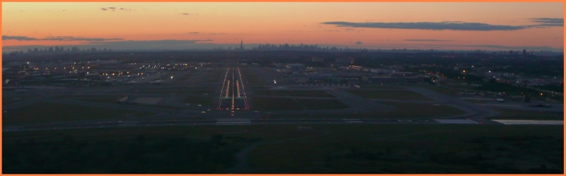 New York Final Approach