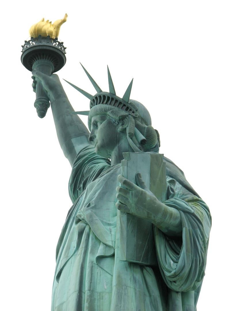 New York - Freiheitsstatue