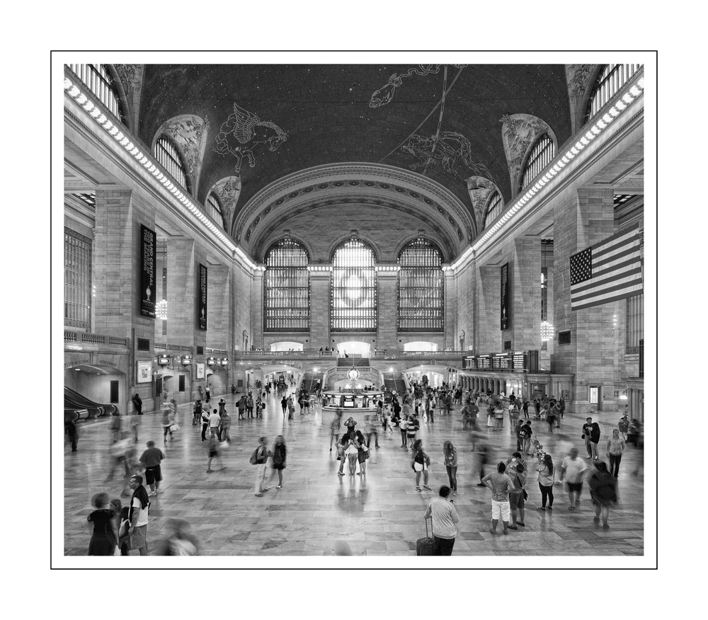 New York *Grand Central Station 100 Years*