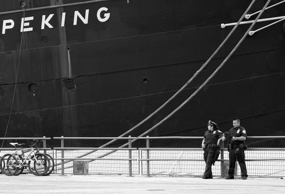 New York - Hafen