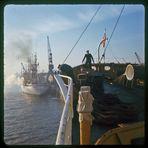 New York Hafen 1963