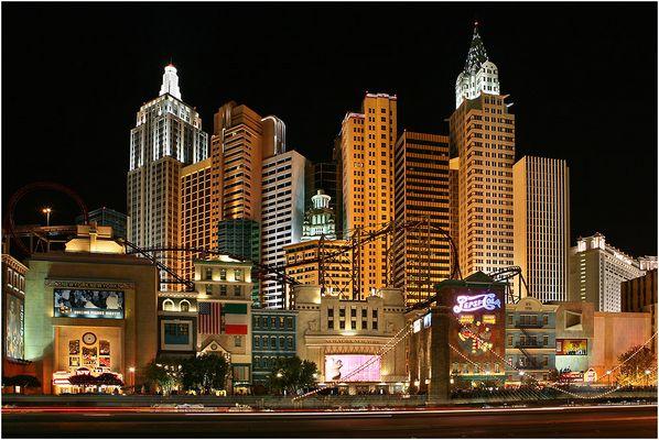 New York in Las Vegas?