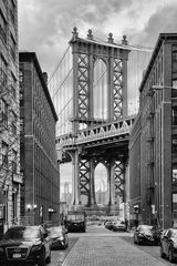 New York, Manhattan Bridge