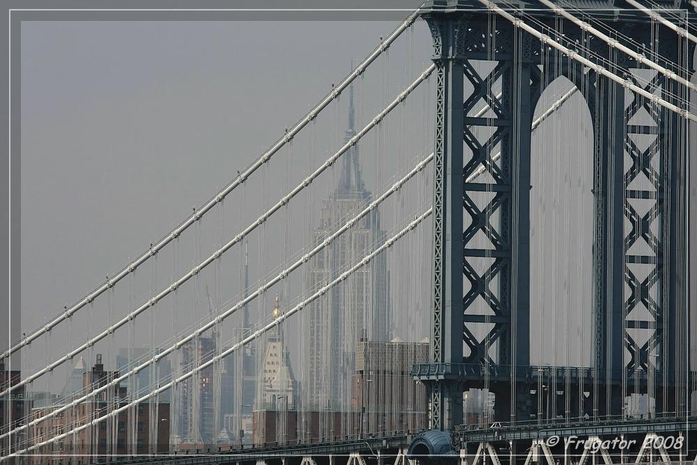 New York: Manhattan Bridge