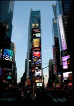 New York Moments #24 - Time Square