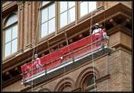 New York Moments #26 - Working at the Carnegie Hall
