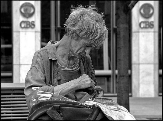 New York Moments #9 - Flickstunde