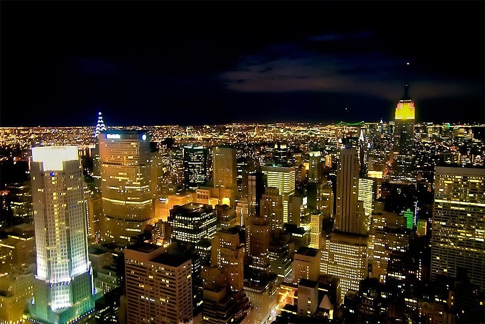 New York - Night Life