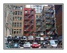 New York, Optimización espacio