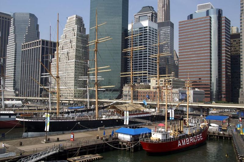 New York Pier 17