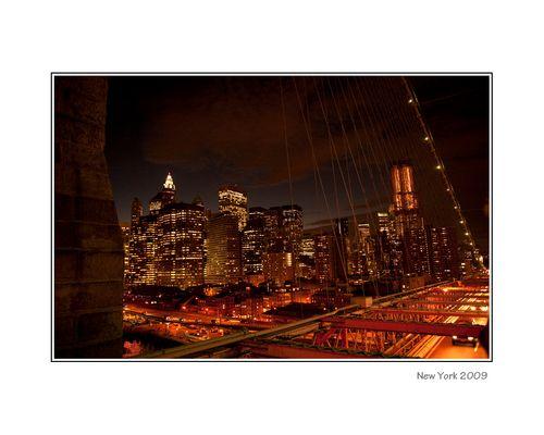 New York Pont de manathan
