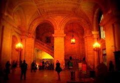 New York Public Library 5th Av