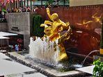NEW YORK - Rockefeller Center - Prometheus