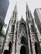 NEW YORK - Saint Patrick's Cathedral