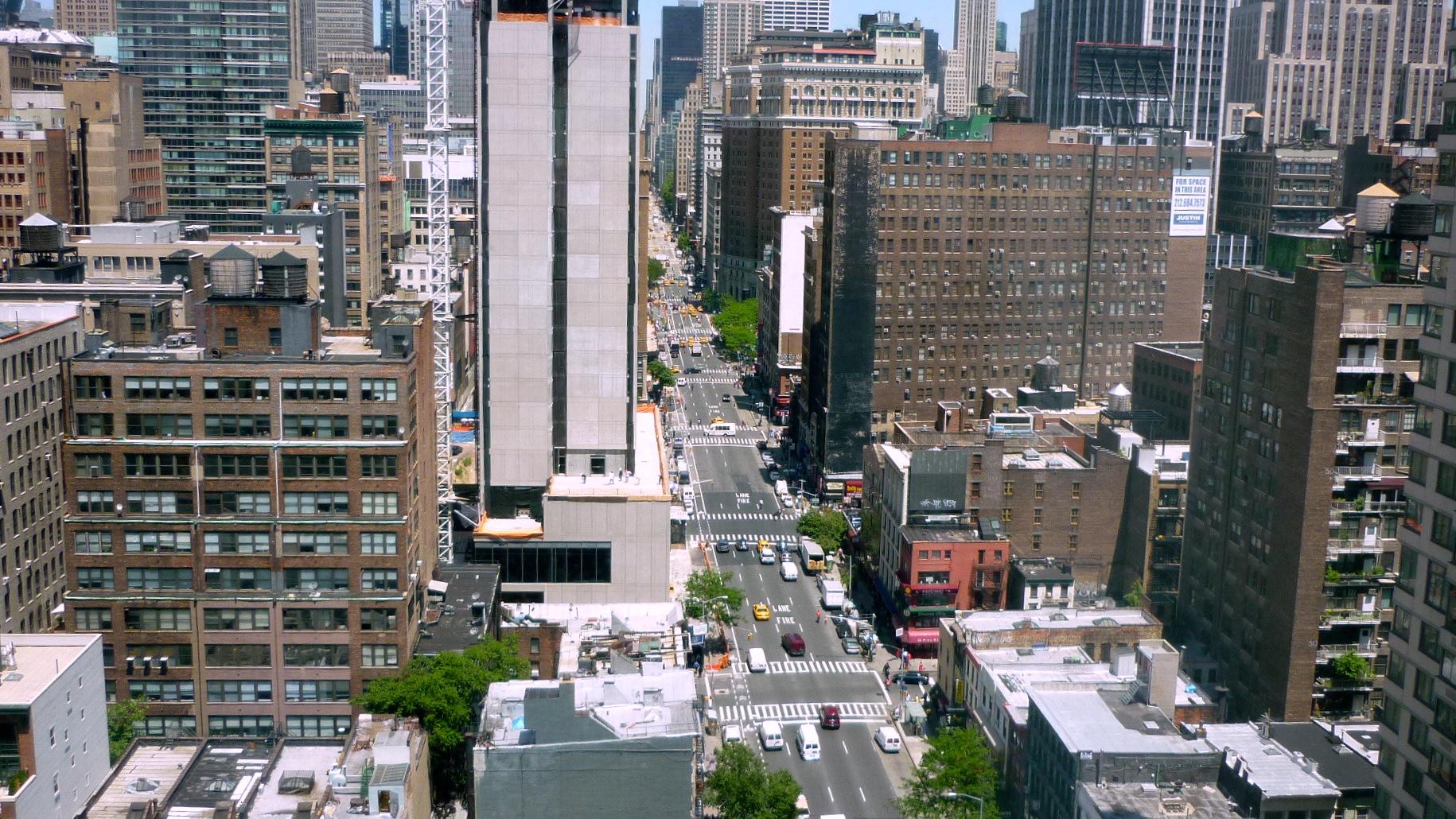 New York ,Sixth Avenue