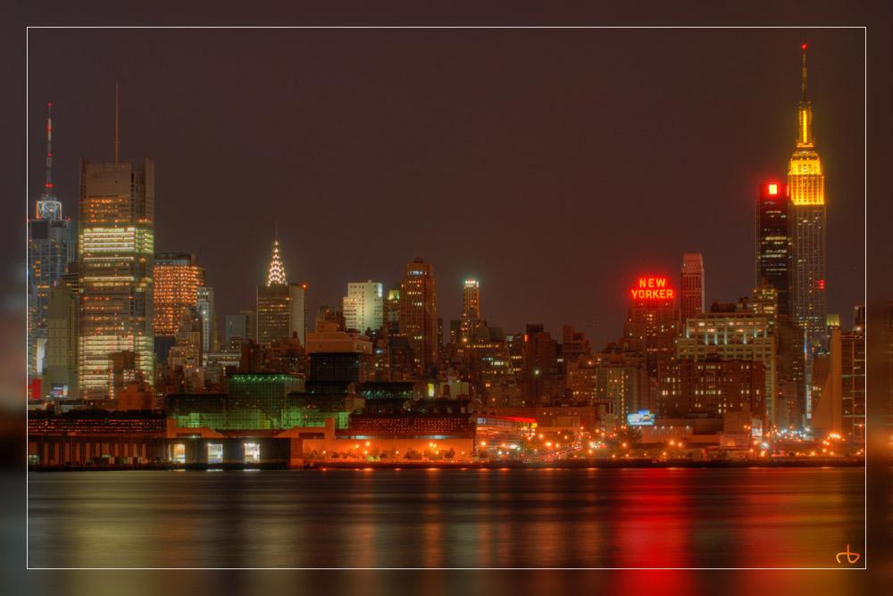 New York Skyline #1