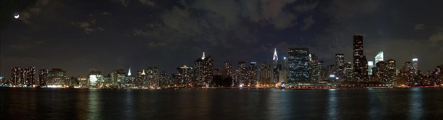 New York Skyline, 2006