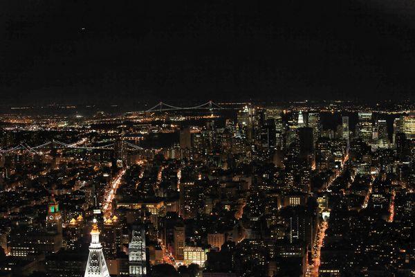 New York soweit das Auge reicht!